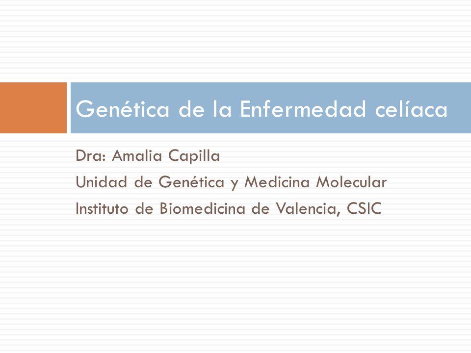 Definición Es la intolerancia permanente al gluten (gliadina, secalinas, hordeínasy aveninas) que padecen aquellos individuos genéticamente predispuestos.