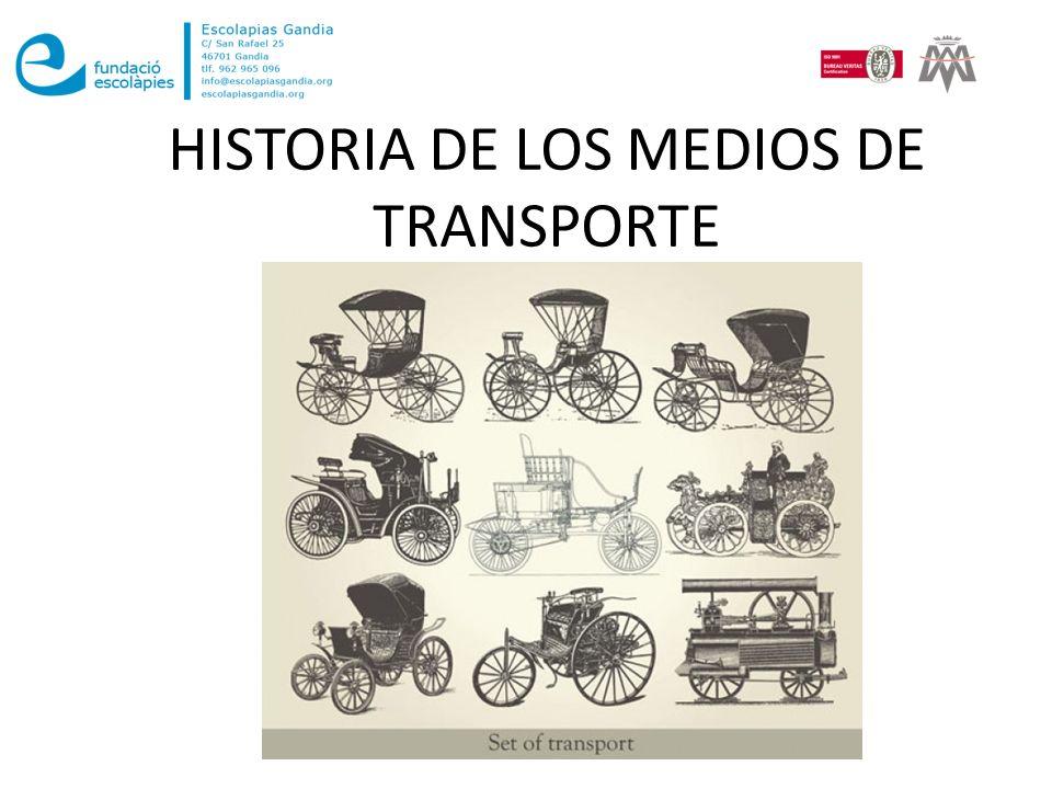 EL COCHE El invento del coche tuvo lugar en el año 1769, fue cuando el ingeniero militar Nicolás Cugnet construyó un vehículo movido por la fuerza del vapor.