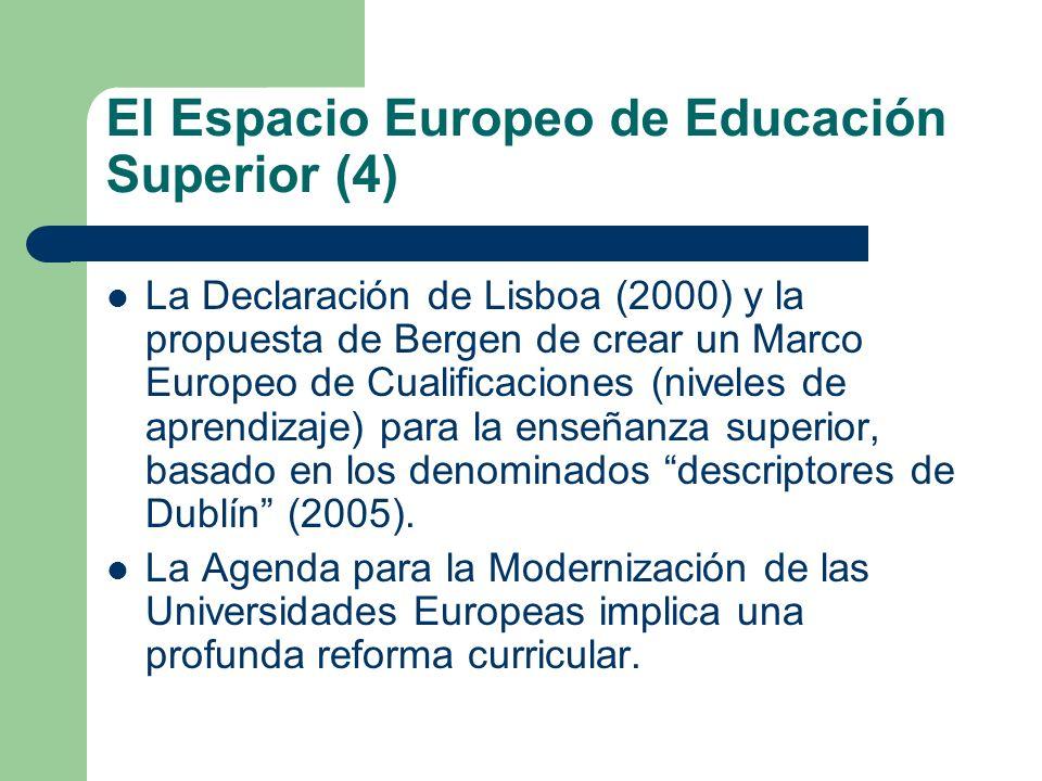 Objetivos de la reforma (1) Implantación de metodologías de enseñanza y aprendizaje que favorezcan la adquisición de competencias por parte de los estudiantes Aprendizaje activo de los estudiantes Competencias generales/transversales y competencias específicas.