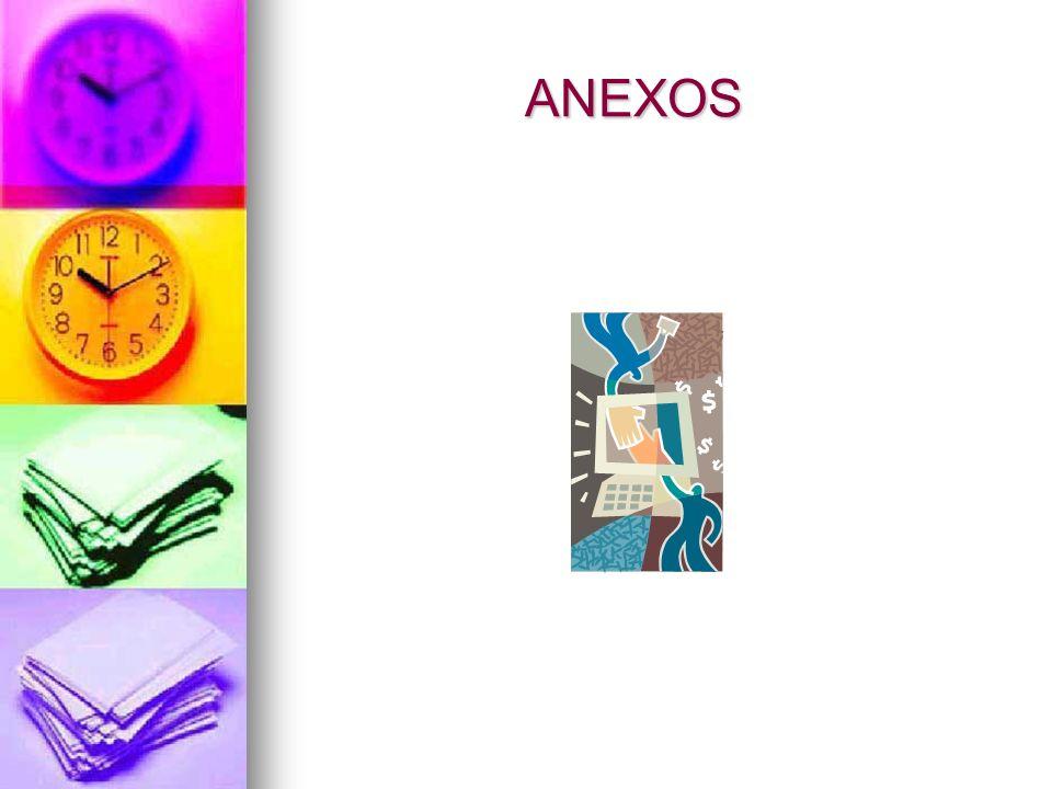 ANEXOS ANEXOS