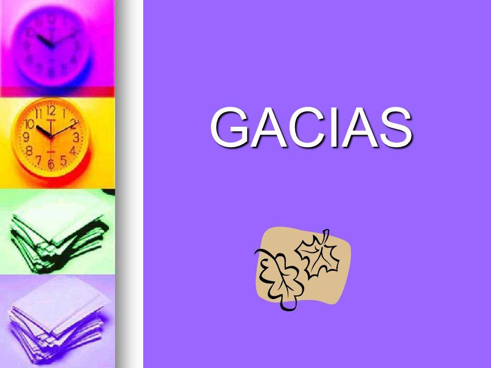 GACIAS GACIAS