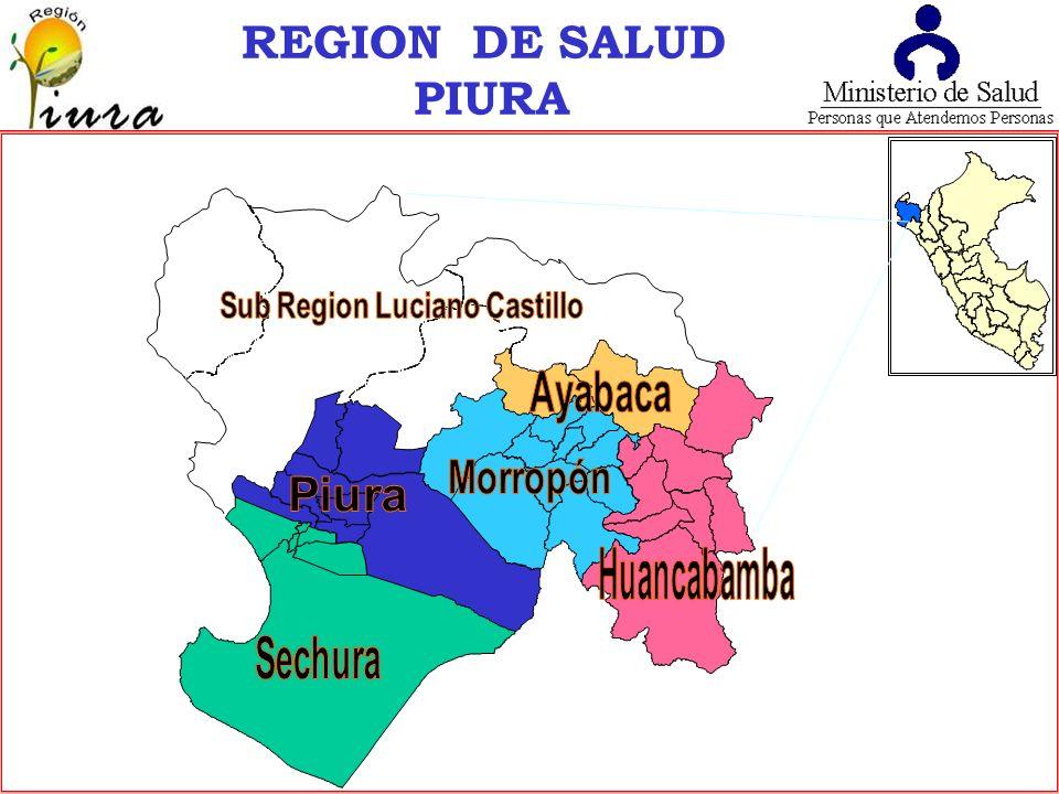 Mapa Epidemiológico de Bartonelosis Según T.