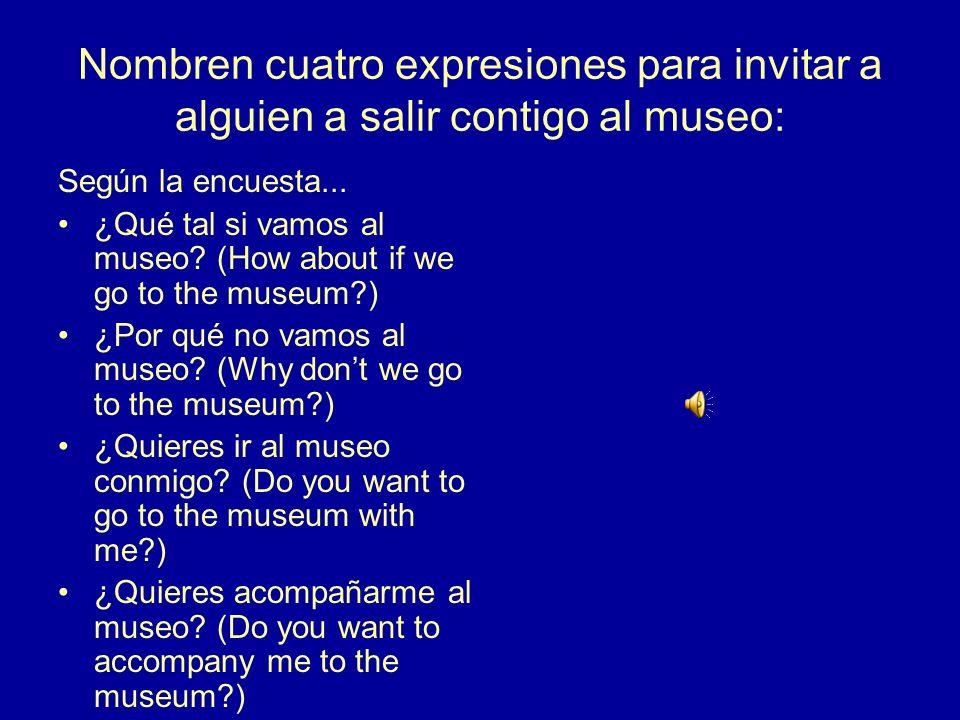 3.¿Cómo se dice en español? Im sorry. I cant. Lo siento. No puedo.