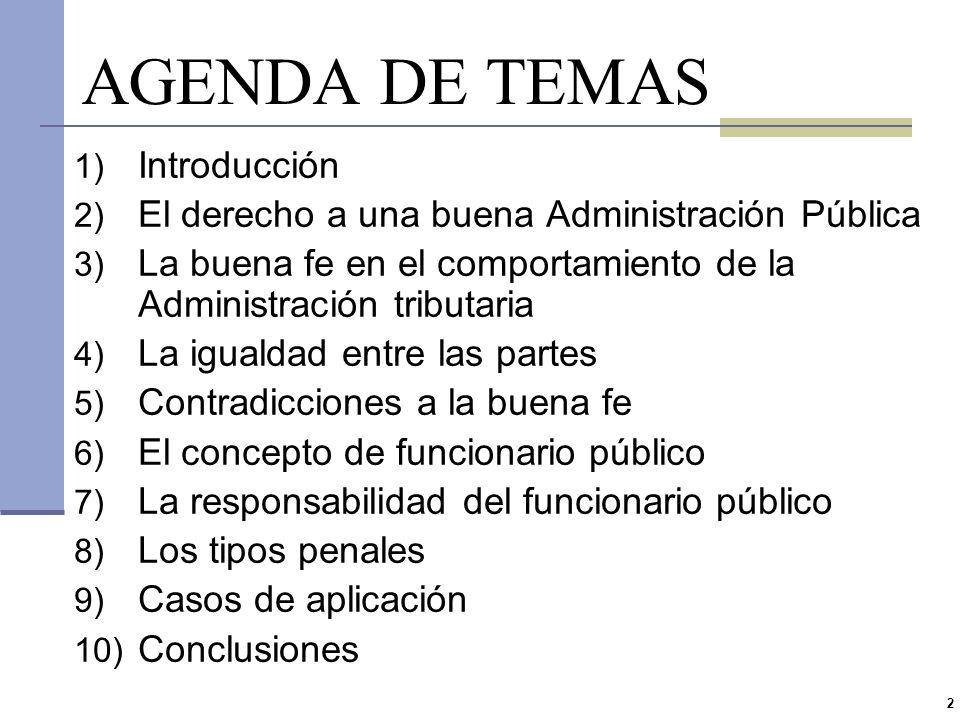 52 ABUSO DE AUTORIDAD Y VIOLACIÓN DE LOS DEBERES DE LOS FUNCIONARIOS PÚBLICOS (I).