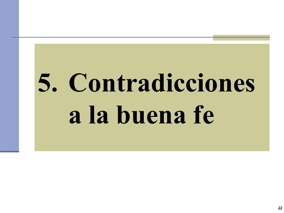 21 IGUALDAD DE LAS PARTES (II) Efectos de la aplicación de estos principios Todo privilegio a favor del Fisco debe estar respaldado por un fundamento