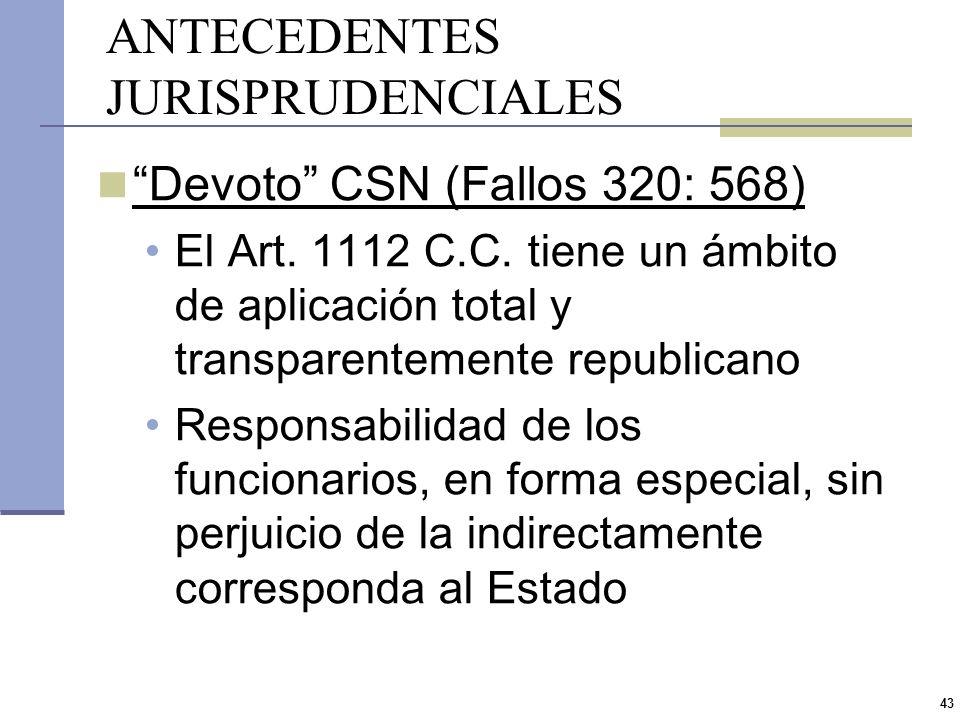 42 RESPONSABILIDAD POR MALA EJECUCIÓN DEL MANDATO ART 1904 CÓDIGO CIVIL El mandatario queda obligado por la aceptación a cumplir el mandato y responde