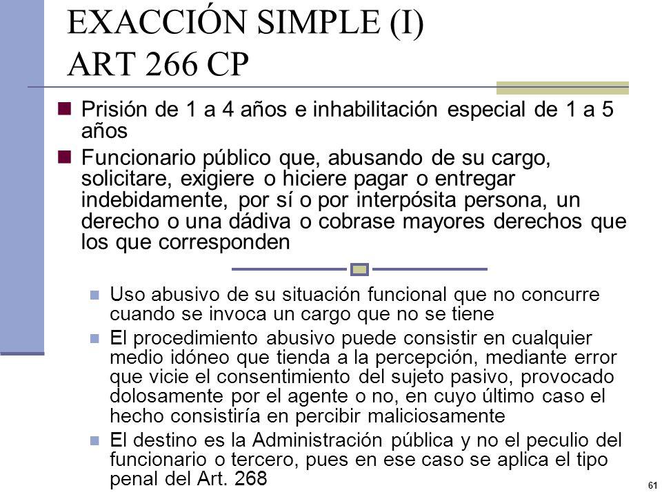 60 DELITO DE NEGOCIACIÓN INCOMPATIBLE (II) ART 265 CÓDIGO PENAL El objeto genéricamente tutelado es el interés que tiene el estado en el fiel y debido