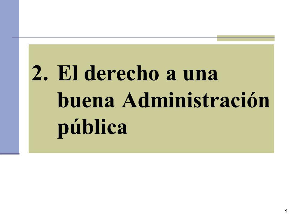 8 RESPONSABILIDAD PÚBLICA La Administración pública es un instrumento esencial en la satisfacción directa e inmediata de las necesidades colectivas, a
