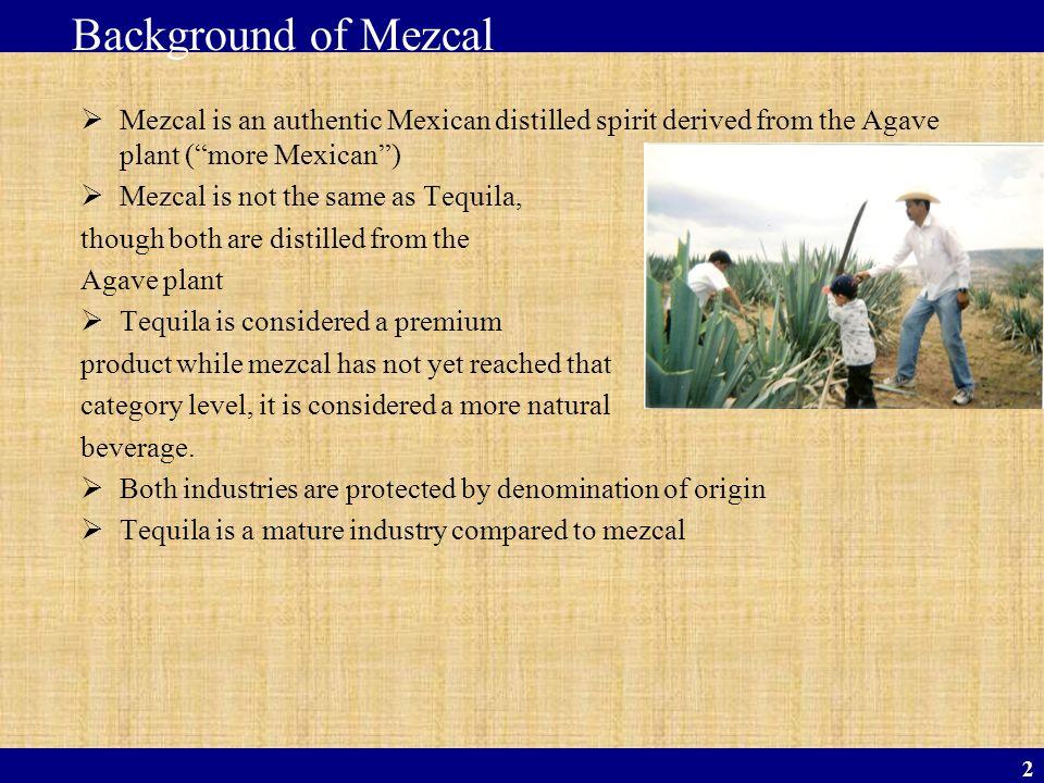 3 The Sociedad Mezcalera de Nochistlan Zacatecas, S.A.