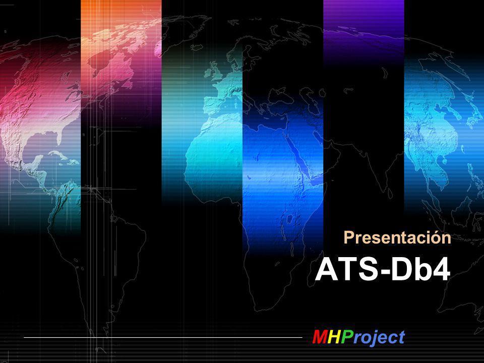MHProject ATS-Db4 Presentación