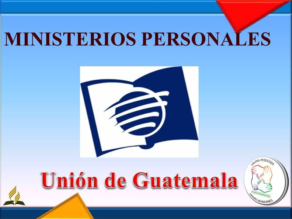 MINISTERIOS PERSONALES