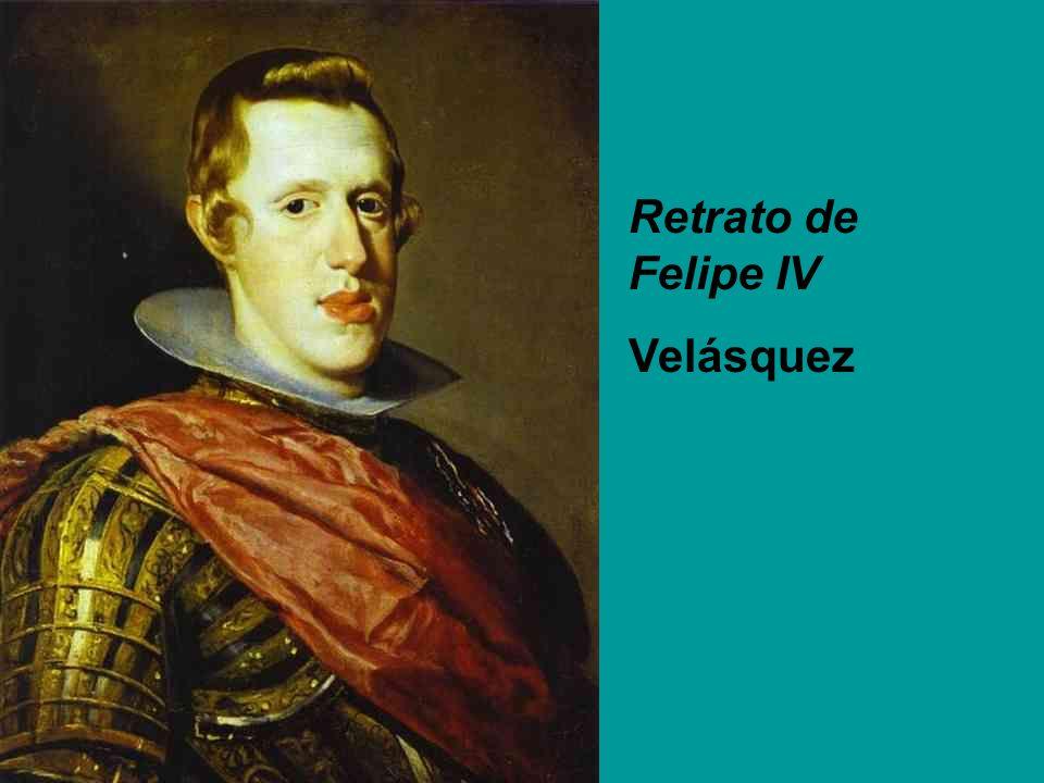 Retrato de Felipe IV Velásquez