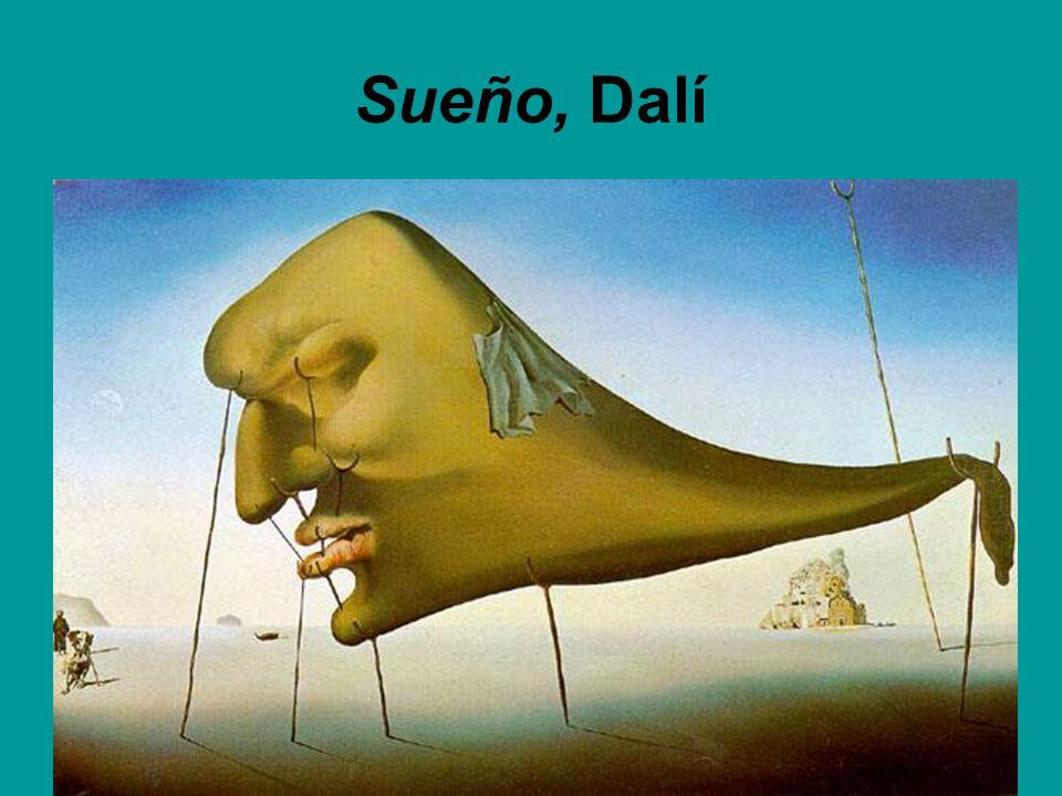 Sueño, Dalí