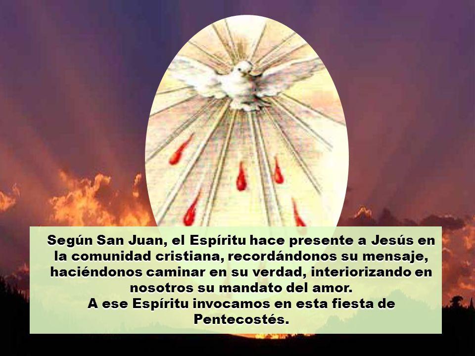 12 de junio de 2011 Pentecostés (A) Juan 20,19-23 Red evangelizadora BUENAS NOTICIAS Ayuda a invocar al Espíritu Santo. Pásalo. José Antonio Pagola Mú