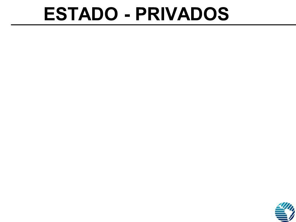 ESTADO - PRIVADOS