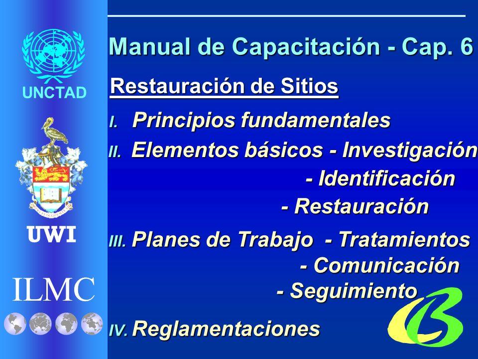 ILMC UNCTAD UWI Comunicación & Educación I.