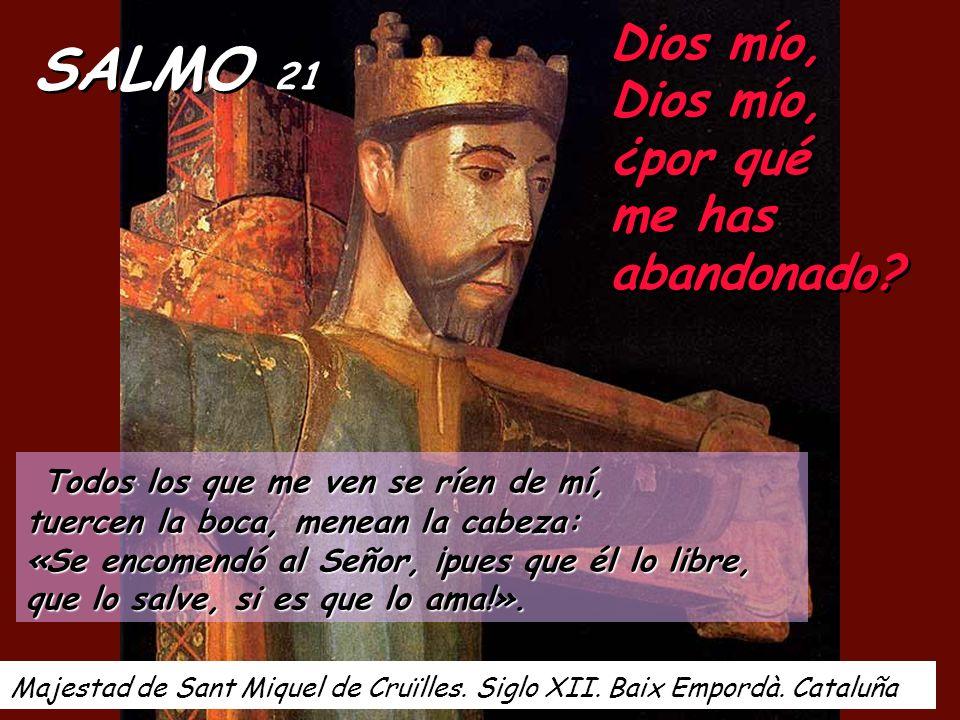 MISA DE LA PASIÓN ( Del libro de Isaías ) Is 50: 4-7 El Señor me ha dado una lengua de discípulo para que sepa sostener con mi palabra al abatido.