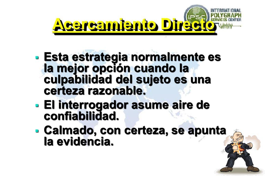 ACERCAMIENTOS DE INTERROGATORIO 9. ACERCAMIENTO GUARDA- IMAGEN