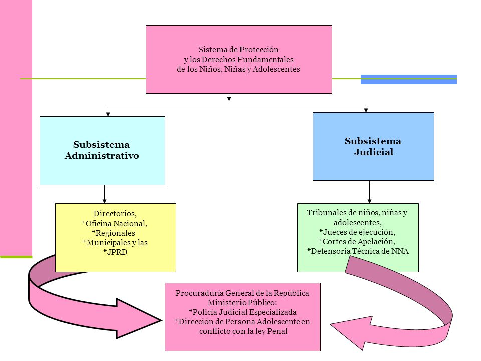 Avances del conani a partir de la implementación de la Ley 136-03 La descentralización y desconcentración Entendemos que la descentralización y desconcentración de las acciones, son elementos intrínsecos al Sistema de Protección; se instituyen en mecanismos a nivel nacional, regional y municipal que procuren estos fines.