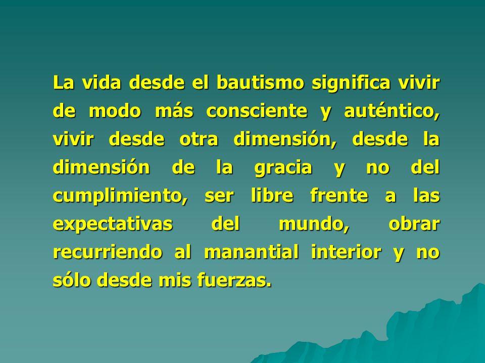 4.SE LLENA DE SIGNIFICACION EL SIMBOLO PRIMERO (Presencia real de Cristo) 1.