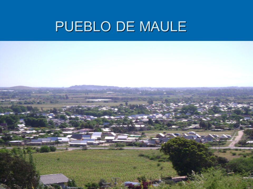 PUEBLO DE MAULE