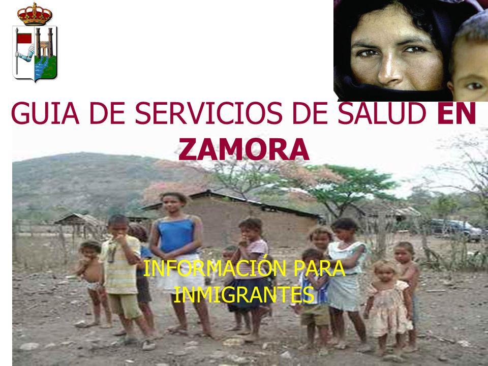 Guía de Recursos de la población Inmigrante SERVICIOS Y PROGRAMAS Servicio de información, orientación y asesoramiento.