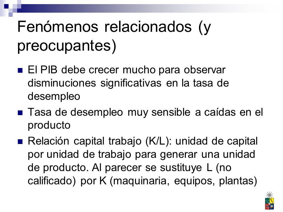 Argumentos Hipótesis de la eficiencia: Gatica y Romaguera, 2005