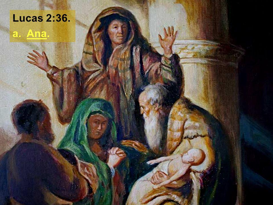 Éxodo 15:20. b.María hermana de Moisés.