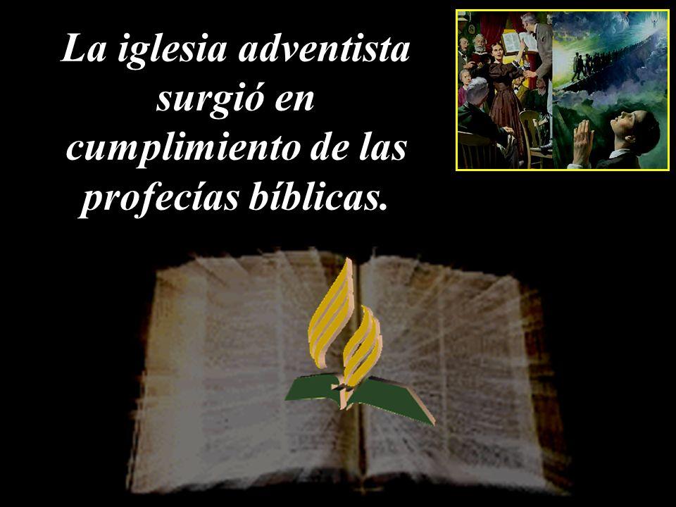 Enseña las mismas doctrinas que predicaba la iglesia de los primeros años del cristianismo.