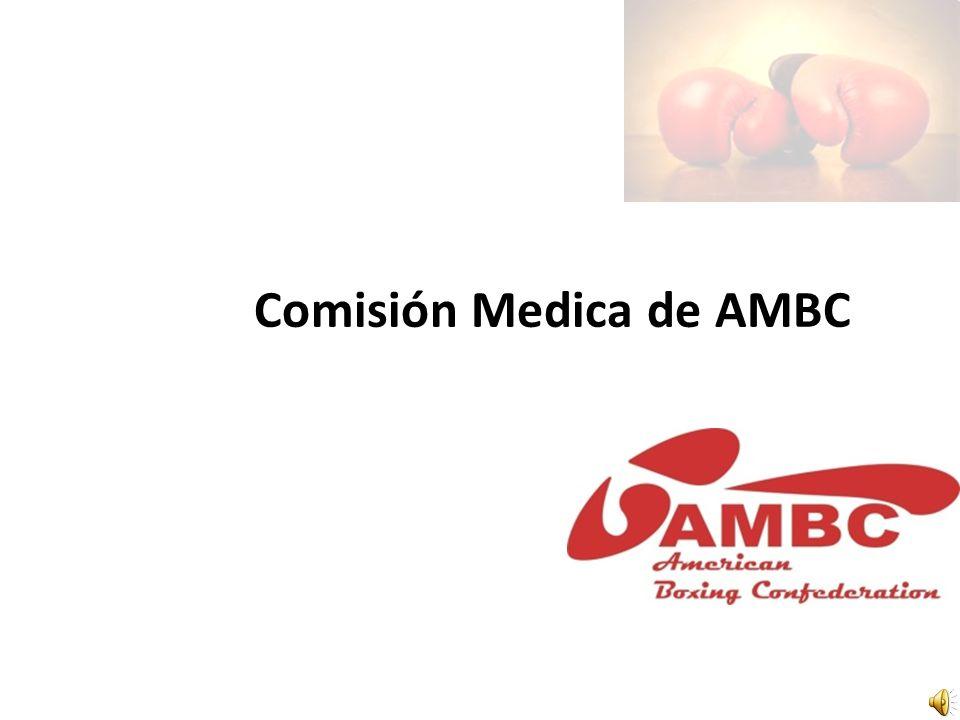 Comisión Medica de AMBC