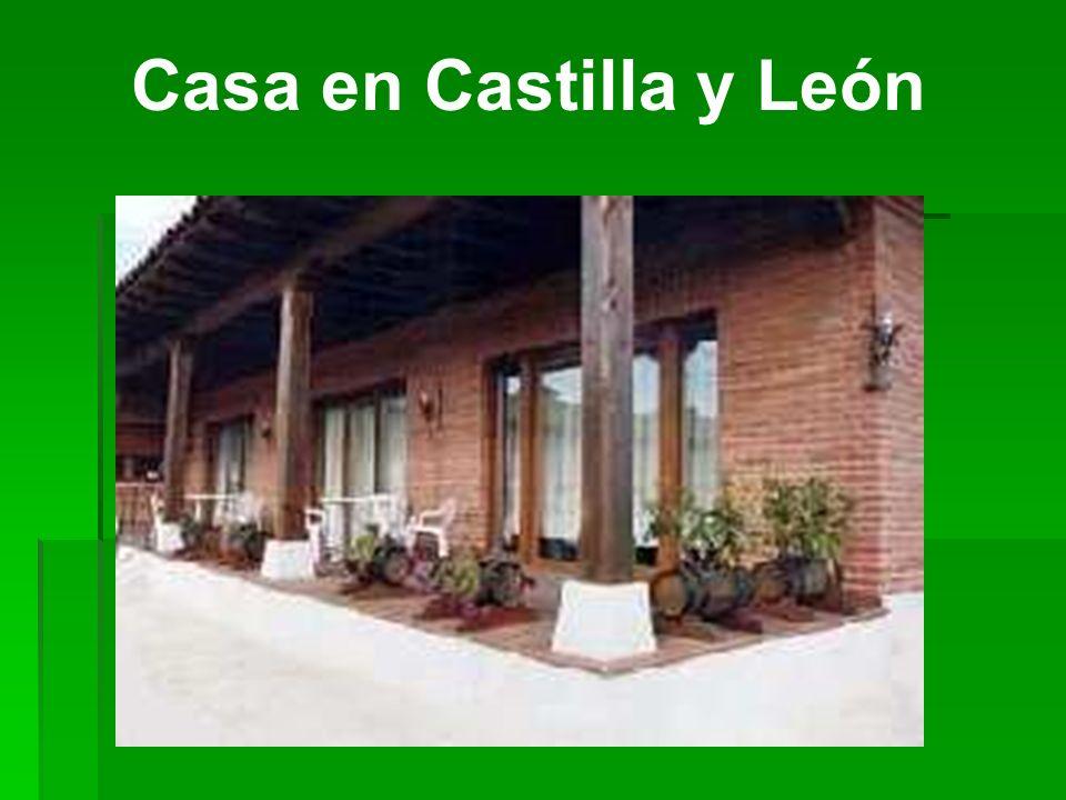 Casa en Castilla y León