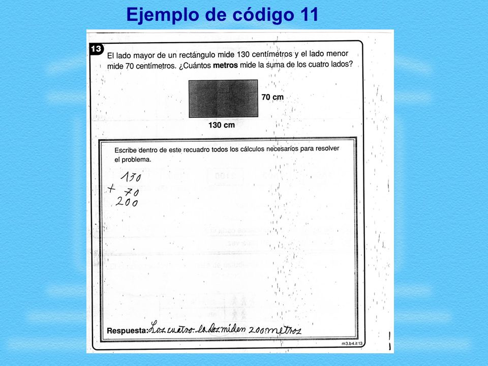 Ejemplo de código 11