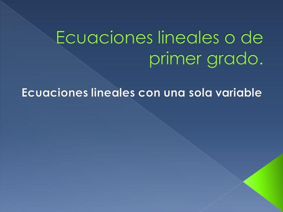 Por medio de las ecuaciones lineales se pueden representar fenómenos de distintas áreas del conocimientos, a través de un lenguaje y símbolos algebraicos, de esta forma encontrar la solución de diversos problemas, por ejemplo, en el área médica se pueden resolver problemas de presión arterial.