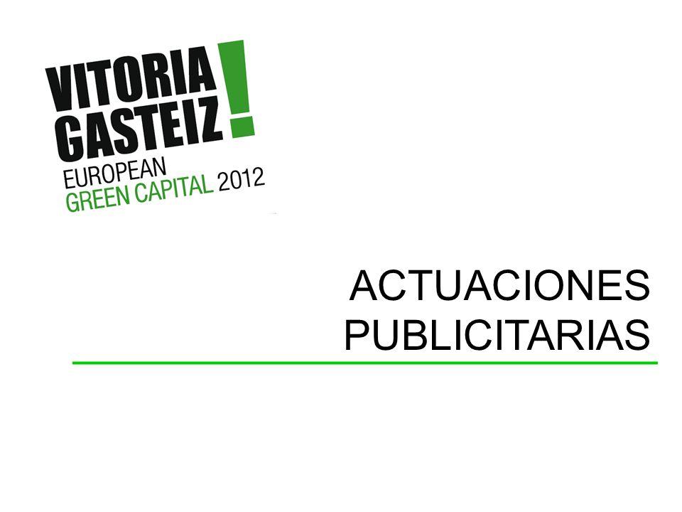 ACTUACIONES PUBLICITARIAS