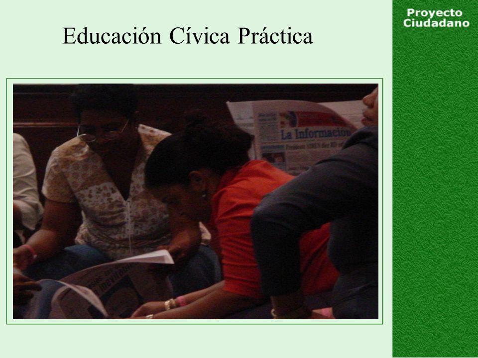 Educación Cívica Práctica