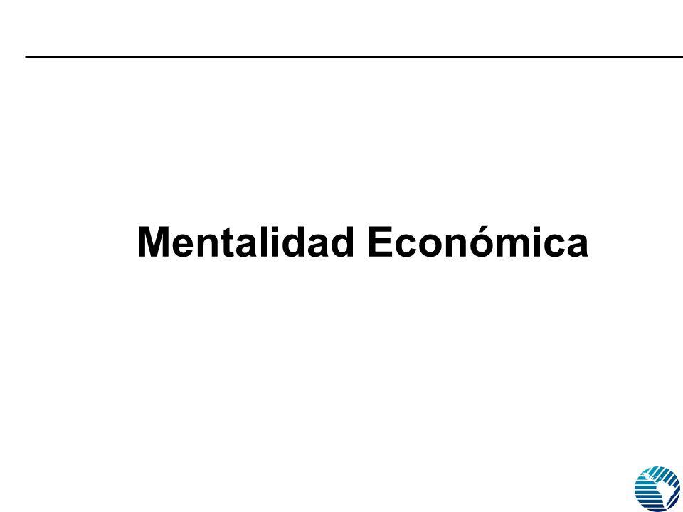 Mentalidad Económica