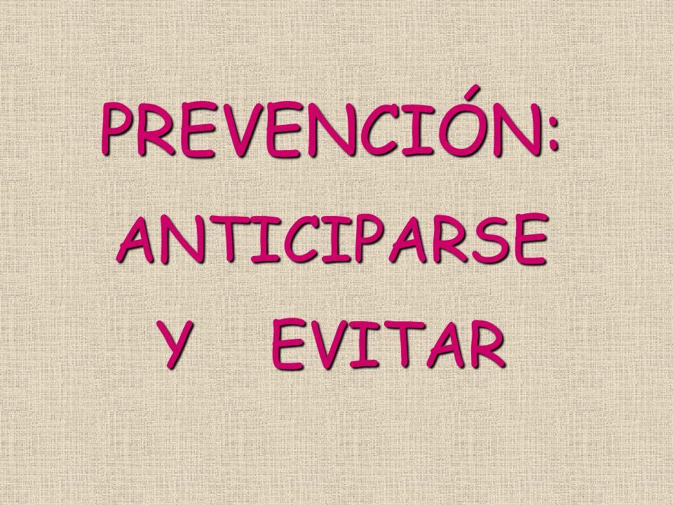 Prevención son las acciones que se toman con la finalidad de erradicar, eliminar o minimizar el impacto de la enfermedad y la incapacidad.