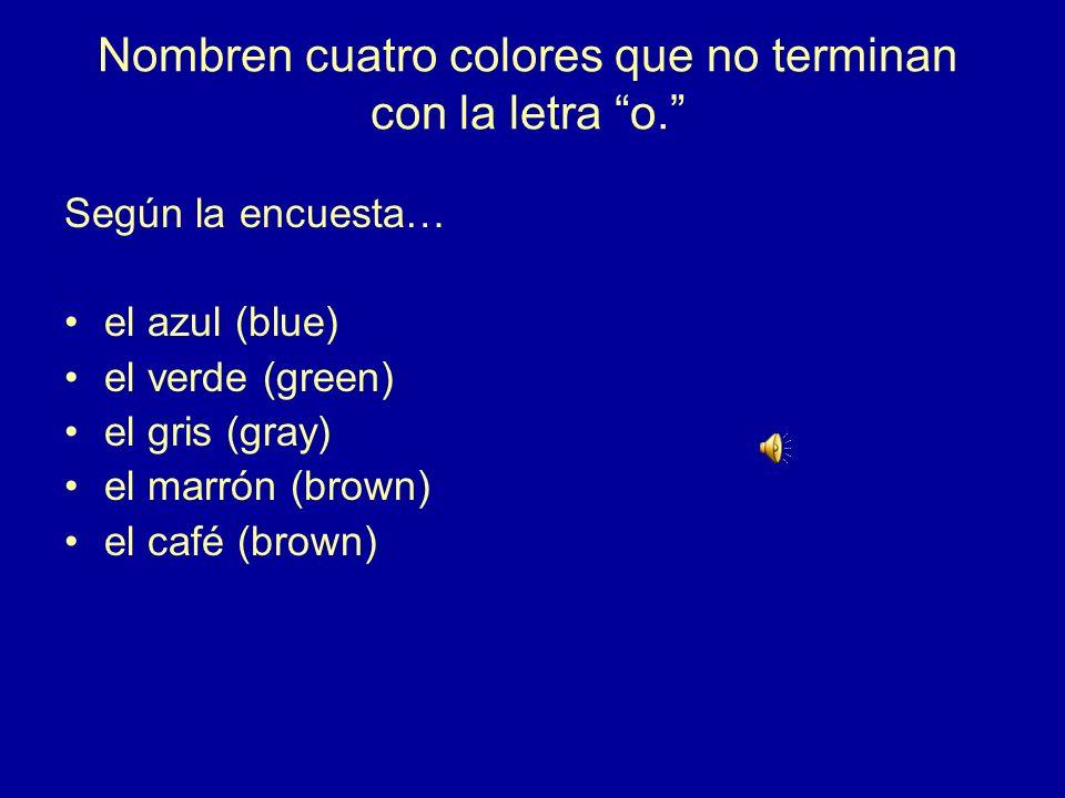 2.¿Cómo se dice en español? to pay pagar