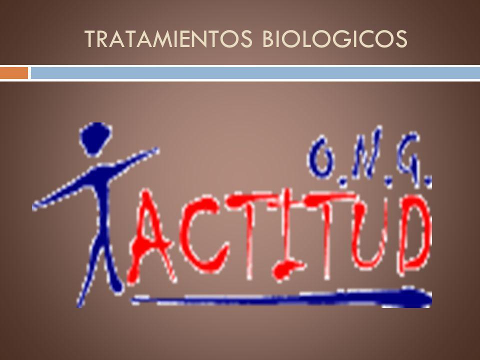 TRATAMIENTOS BIOLOGICOS