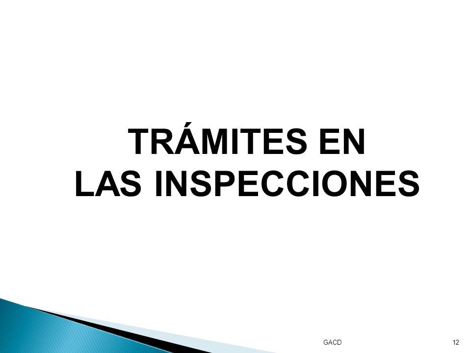 GACD13 - Consultas laborales.- Solicitudes de fiscalización (denuncias).