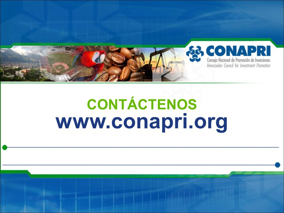 CONTÁCTENOS www.conapri.org