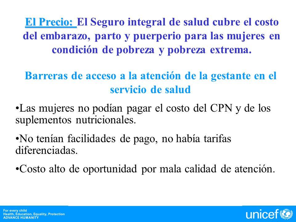 LOGROS Luego de la instalación de las casas de espera en el Río Santiago se ha incrementado en más de 500% la asistencia al centro de salud.