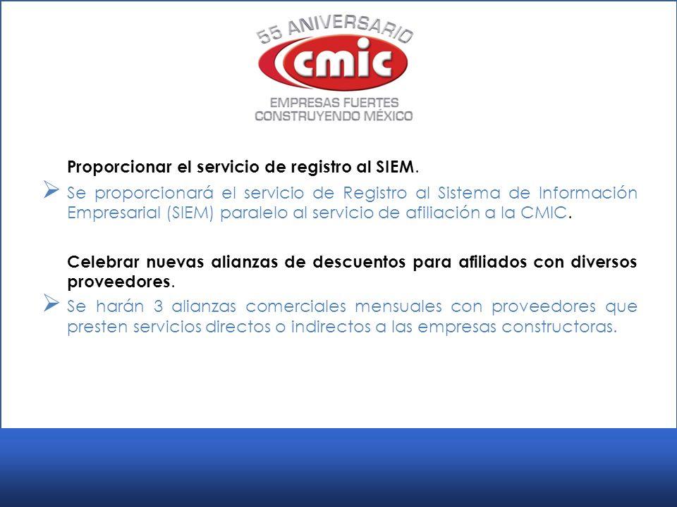 Proporcionar el servicio de registro al SIEM.