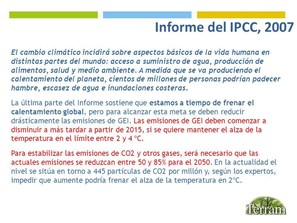 Chile está tipificado como país vulnerable según la Convención de Cambio Climático, una clasificación que incluye a países que presentan zonas costeras bajas; zonas áridas y semiáridas; áreas susceptibles a la deforestación o erosión, a los desastres naturales, a la sequía y la desertificación; áreas urbanas altamente contaminadas y ecosistemas frágiles (cumple 7 de los 9 criterios CMNUCC).