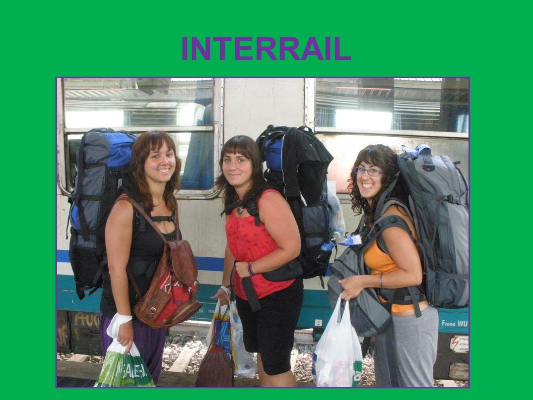 INTERRAIL INTERRAIL 2009 Viaje del 7 de agosto al 1 de septiembre Vuelos: 7 de agosto Madrid – Venecia 1 de septiembre Roma – Madrid Interrail pase GLOBAL PASS 22 DÍAS (días de viaje todos) Comienzo: el 9 de agosto en VENECIA Final: 28 de agosto en ROMA