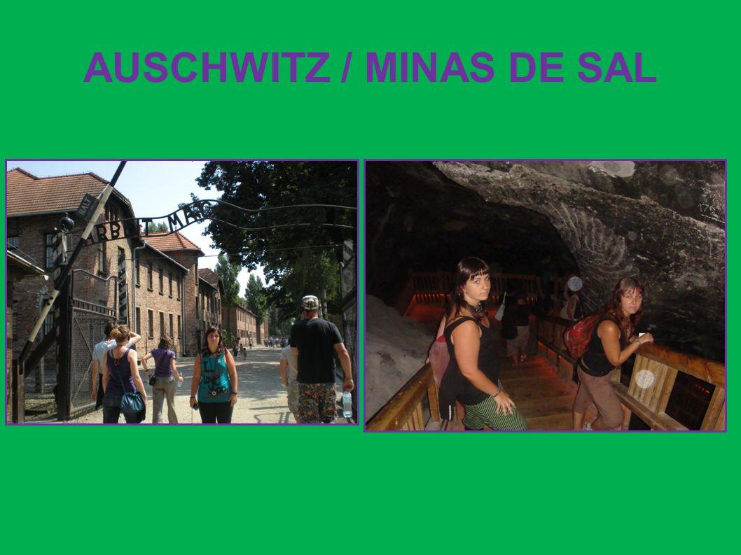 AUSCHWITZ / MINAS DE SAL