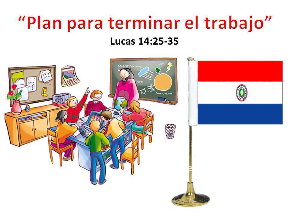 Lucas 14:25-35