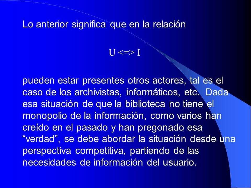 Salida La salida es la información que ha sido procesada, en función de las necesidades del usuario, el fin último del sistema. En un sistema de infor