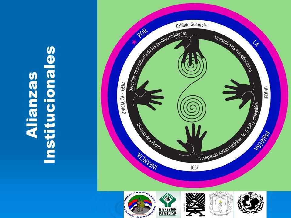 Alianzas Institucionales