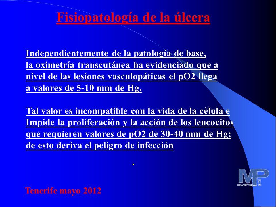 CLASIFICACIONES DE LAS ÚLCERAS DE LAS EXTREMIDADES INFERIORES Úlceras traumáticas Tenerife mayo 2012